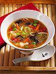 Chinese vegetable soup Stock Photo - Premium Royalty-Free, Artist: Blend Images, Code: 659-01851851