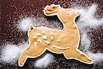 Reindeer biscuit Stock Photo - Premium Royalty-Free, Artist: foodanddrinkphotos, Code: 659-01854838