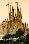 La Sagrada Familia, Barcelona, Spain    Stock Photo - Premium Rights-Managed, Artist: R. Ian Lloyd, Code: 700-01879637