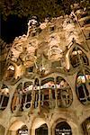 Casa Batllo, Barcelona, Spain    Stock Photo - Premium Rights-Managed, Artist: Graham French, Code: 700-01879648