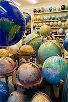 Globe Shop, Barcelona, Spain    Stock Photo - Premium Rights-Managednull, Code: 700-01879660