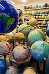 Globe Shop, Barcelona, Spain    Stock Photo - Premium Rights-Managed, Artist: R. Ian Lloyd, Code: 700-01879660