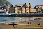 La Concha Beach, San Sebastian, Spain    Stock Photo - Premium Rights-Managed, Artist: R. Ian Lloyd, Code: 700-01879678