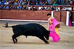 Bullfighting, Plaza de Toros de las Ventas, Madrid, Spain    Stock Photo - Premium Rights-Managed, Artist: R. Ian Lloyd, Code: 700-01879823