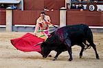 Bullfighting, Plaza de Toros de las Ventas, Madrid, Spain    Stock Photo - Premium Rights-Managed, Artist: R. Ian Lloyd, Code: 700-01879824