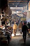 Market in Medina of Fez, Morocco
