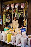 Shop Keeper, Medina of Fez, Morocco