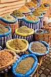 Spices, Medina of Marrakech, Morocco