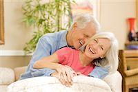 Portrait of Couple    Stock Photo - Premium Rights-Managednull, Code: 700-01880156