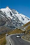 Hohe Tauern National Park, Mt Grossglockner, Salzburger Land, Austria