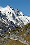 Hohe Tauern National Park, Mt Grossglockner, Salzburger Land, Austria