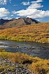 Blackstone River, Tombstone Territorial Park, Yukon, Canada    Stock Photo - Premium Royalty-Free, Artist: J. David Andrews, Code: 600-01954708