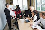 Business People in Meeting    Stock Photo - Premium Rights-Managed, Artist: Hiep Vu, Code: 700-01955613