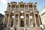 Ruins of Celsus Library, Ephesus, Turkey    Stock Photo - Premium Rights-Managed, Artist: Derek Shapton, Code: 700-01955658
