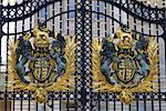 England, London, Buckingham Palace, gate Stock Photo - Premium Royalty-Free, Artist: ribeiroantonio                , Code: 610-02000943