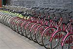 China, Beijing, bikes for rent Stock Photo - Premium Royalty-Freenull, Code: 610-02001039