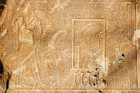 egyptian hieroglyphics - Hieroglyphics at the Egyptian Museum, Cairo, Egypt    Stock Photo - Premium Royalty-Freenull, Code: 600-02033819