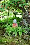 Statuette in ornamental garden Stock Photo - Premium Royalty-Free, Artist: Dana Hursey, Code: 633-02044263