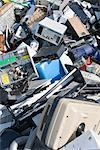 Recycling of Electronics    Stock Photo - Premium Rights-Managed, Artist: Bryan Reinhart, Code: 700-02045837