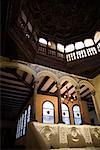 Interior of Real Maestranza de Caballeria de Zaragoza, Zaragoza, Spain    Stock Photo - Premium Rights-Managed, Artist: Mike Randolph, Code: 700-02045850
