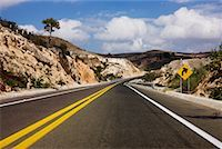 Toll Highway between Mexico City and Oaxaca, Mexico    Stock Photo - Premium Royalty-Freenull, Code: 600-02045971