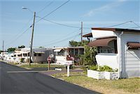 Trailer Park, Florida, USA    Stock Photo - Premium Royalty-Freenull, Code: 600-02046079