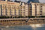 La Conca Beach, San Sebastian, Basque, Spain    Stock Photo - Premium Rights-Managed, Artist: R. Ian Lloyd, Code: 700-02046496