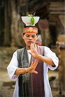 Performance of Tortor Dance, Samosir Island, Sumatra, Indonesia    Stock Photo - Premium Rights-Managednull, Code: 700-02046546