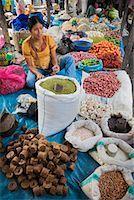 Vendor at Market, Porsea, Sumatra, Indonesia    Stock Photo - Premium Rights-Managednull, Code: 700-02046567