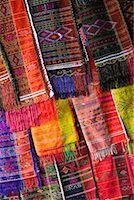 Fabrics at Market, Porsea, Sumatra, Indonesia    Stock Photo - Premium Rights-Managednull, Code: 700-02046568