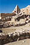 Deir Al-Medina, West Bank, Luxor, Egypt    Stock Photo - Premium Royalty-Free, Artist: Jochen Schlenker, Code: 600-02046683