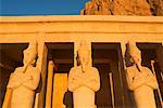 Temple of Hatshepsut, Deir el-Bahri, West Bank, Luxor, Egypt    Stock Photo - Premium Royalty-Free, Artist: Jochen Schlenker, Code: 600-02046692