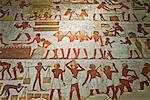 Art, Tomb of Rekhmire, West Bank, Luxor, Egypt    Stock Photo - Premium Royalty-Free, Artist: Jochen Schlenker, Code: 600-02046703