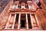The Treasury, Petra, Arabah, Jordan    Stock Photo - Premium Rights-Managed, Artist: Jochen Schlenker, Code: 700-02046772