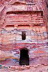 The Silk Tomb, The Royal Tombs, Petra, Arabah, Jordan    Stock Photo - Premium Rights-Managed, Artist: Jochen Schlenker, Code: 700-02046778