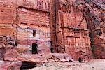 The Silk Tomb, The Royal Tombs, Petra, Arabah, Jordan    Stock Photo - Premium Rights-Managed, Artist: Jochen Schlenker, Code: 700-02046780