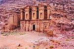 The Monastery, Petra, Arabah, Jordan    Stock Photo - Premium Rights-Managed, Artist: Jochen Schlenker, Code: 700-02046786