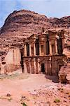 The Monastery, Petra, Arabah, Jordan    Stock Photo - Premium Rights-Managed, Artist: Jochen Schlenker, Code: 700-02046788