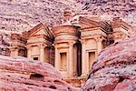 The Monastery, Petra, Arabah, Jordan    Stock Photo - Premium Rights-Managed, Artist: Jochen Schlenker, Code: 700-02046789