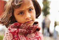 Portrait of Girl, Pokhara, Nepal    Stock Photo - Premium Rights-Managednull, Code: 700-02047006