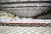 Hockey Rink    Stock Photo - Premium Royalty-Freenull, Code: 600-02056035