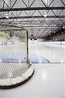 Hockey Net    Stock Photo - Premium Royalty-Freenull, Code: 600-02056039