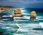 Twelve Apostles Sea Rocks, Australia