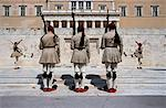 Changing of the Guards, Hellenic Parliament Building, Athens, Greece    Stock Photo - Premium Rights-Managed, Artist: Siephoto, Code: 700-02080067