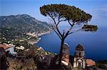 Villa Rufolo, Ravello, Amalfi Coast, Salerno,    Stock Photo - Premium Rights-Managed, Artist: Siephoto, Code: 700-02080097