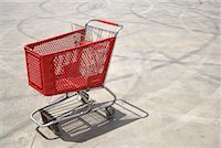 empty shopping cart - Shopping Cart, Kralendijk, Bonaire, Netherlands Antilles    Stock Photo - Premium Rights-Managednull, Code: 700-02080412