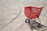empty shopping cart - Shopping Cart, Kralendijk, Bonaire, Netherlands Antilles    Stock Photo - Premium Rights-Managednull, Code: 700-02080413