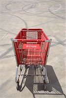 empty shopping cart - Shopping Cart, Kralendijk, Bonaire, Netherlands Antilles    Stock Photo - Premium Rights-Managednull, Code: 700-02080414