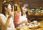 Women in Pub Stock Photo - Premium Royalty-Freenull, Code: 669-02107083