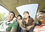 Going for a drive Stock Photo - Premium Royalty-Freenull, Code: 670-02120223